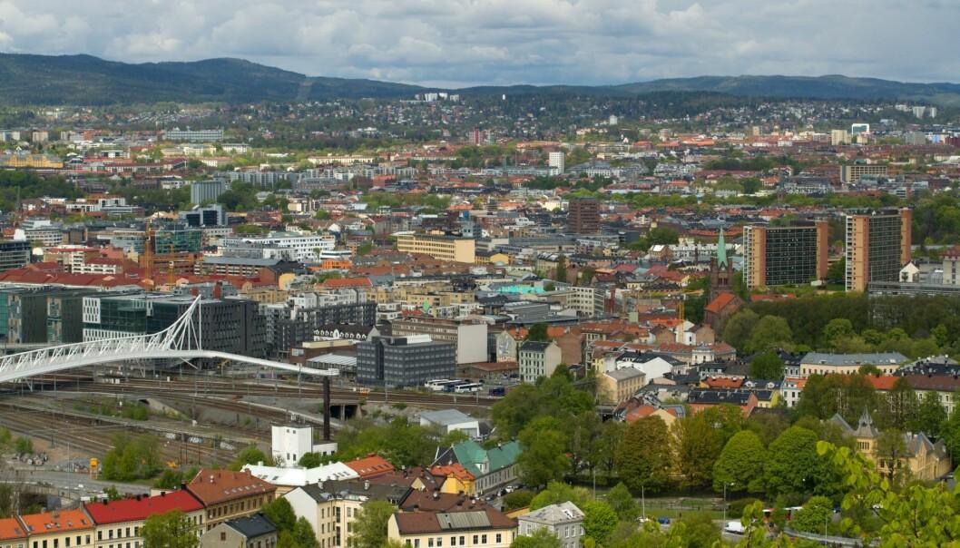 Mindre sosial miksing og mer segregering er trenden i Oslo og andre europeiske byer. (Illustrasjonsfoto: Microstock)