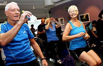 Helping older adults become physically active