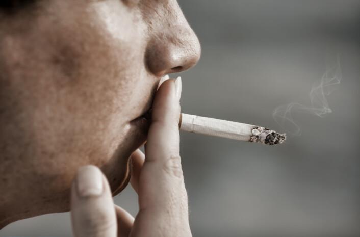 På verdensbasis dreper røyking stadig flere. (Foto: Microstock)