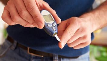 En svensk undersøkelse viser at dårlig blodsukkerkontroll hos de med diabetes type 2 gir økt risiko for å få demens. (Illustrasjonsfoto: Microstock)