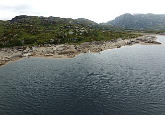 Norwegian lake holds several thousand year-old secret