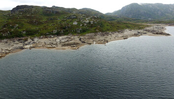 Norwegian lake holds several thousand year-old secret