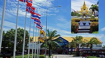 Nordmenn i Thailand mindre likt enn dansker
