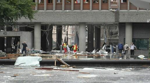 Hvordan rammet terroren de som ikke var på jobb?