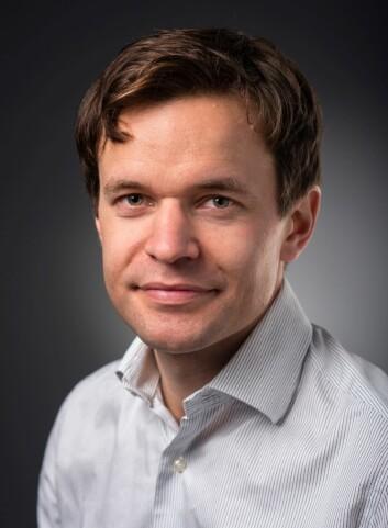 Asbjørn Christophersen. (Foto: Universitetet i Oslo)