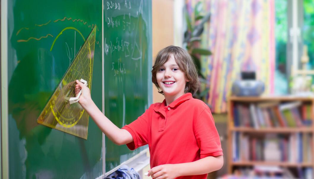 Det hjelper ikke elevene med nivådeling hvis de skal bli gode i matematikk, mener forsker Bodil Kleve ved Høgskolen i Oslo og Akershus.  (Foto: Microstock, NTB scanpix)