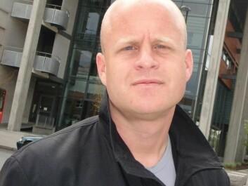 Researcher Anders Dysvik. (Photo: BI)