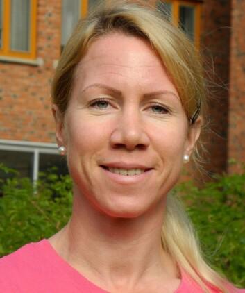 Laila Hopstock forsker ved Institutt for helse- og omsorgsfag ved UiT. (Foto: UiT - Norges arktiske universitet)
