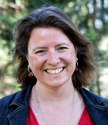 Professor Inger Lise Andersen ved NMBU. (Foto: Håkon Sparre)