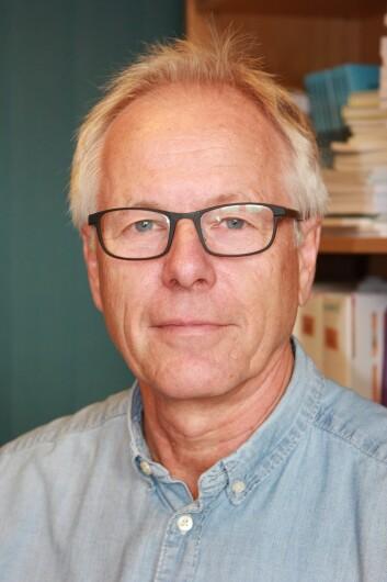 Geir Haugsbakk. Førsteamanuensis i pedagogikk ved Høgskolen i Lillehammer. (Foto: Gro Vasbotten)