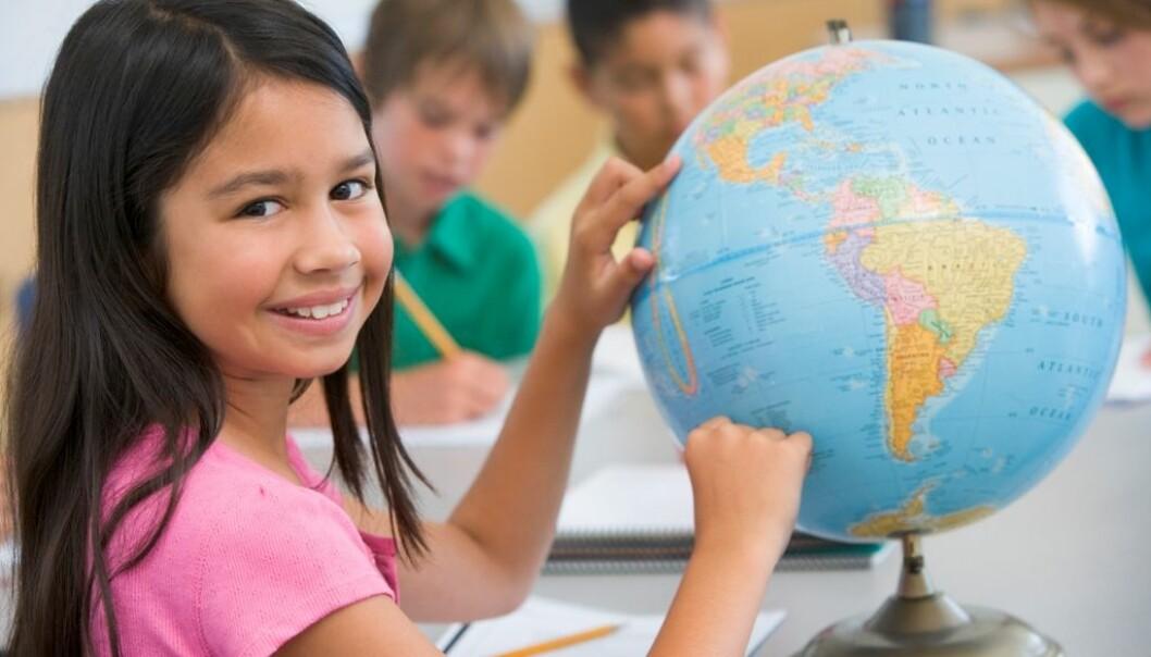 Aktive skoler har en engasjert ledelse som tar ansvar for internasjonaliseringsarbeidet og involverer lærere. (Foto: Colourbox)