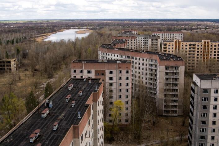 Etter atomulykken i 1986 ble alle innbyggerne i Tsjernobyl tvunget til å flytte utenfor sikkerhetssonen i en radius av 30 kilometer rundt byen. (Illustrasjonsfoto: Microstock)
