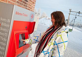Blind-friendly vending machine