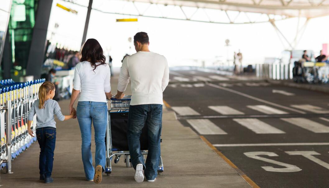Økende reising til utlandet er en av risikofaktorene for spredningen av antibiotikaresistente bakterier.  (Illustrasjonsfoto: Microstock)