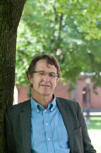 Ivar Pettersen, forskar og spesialrådgjevar ved NIBIO.  (Foto: NIBIO bildearkiv)