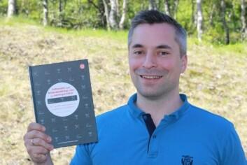 Martin Hennig mener EU- og EØS-retten hindrer Norge i å gjennomføre folkehelsetiltak.  (Foto: Trude Haugseth Moe)
