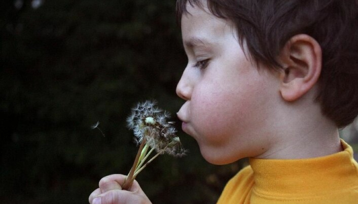 Allergies can be discovered soon after birth