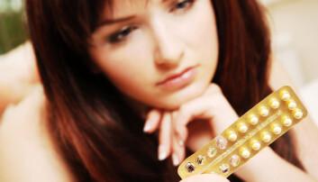 Om lag 400 000 danske kvinner tar p-piller. Bør de ta pause fra pilleinntaket noen ganger for å unngå blodpropp eller andre skadevirkninger?  (Illustrasjonsfoto: Microstock)