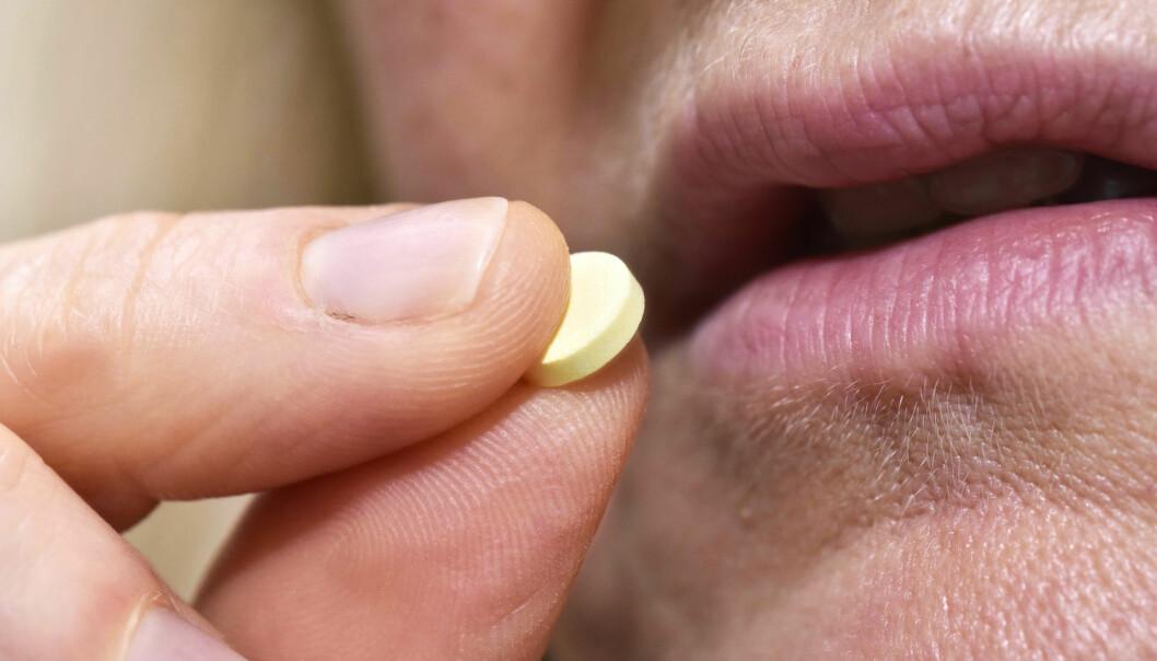 Kolssyke får mest beroligende medisin
