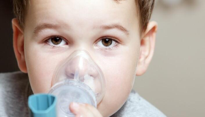 Air pollution hospitalises small children