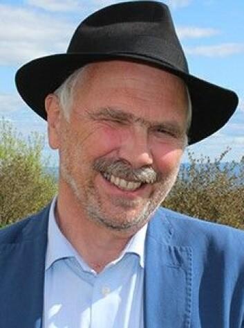 Professor Torstein Storaas ved avdeling for anvendt økologi ved Høgskolen i Hedmark. (Foto: HiHm)