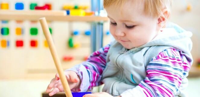 Ettåringer tar ikke skade av å begynne i barnehage