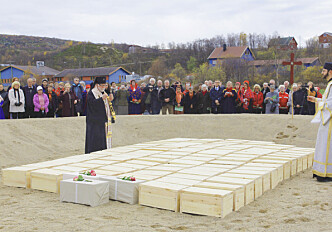 Controversy over mass graves in the North
