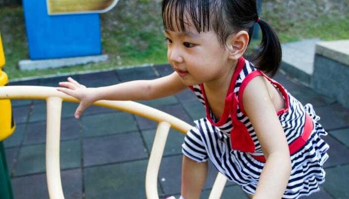 God motorikk kobles til gode matteferdigheter hos små barn