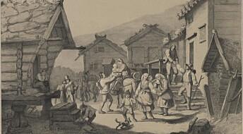 Religion bak utvandring til Amerika