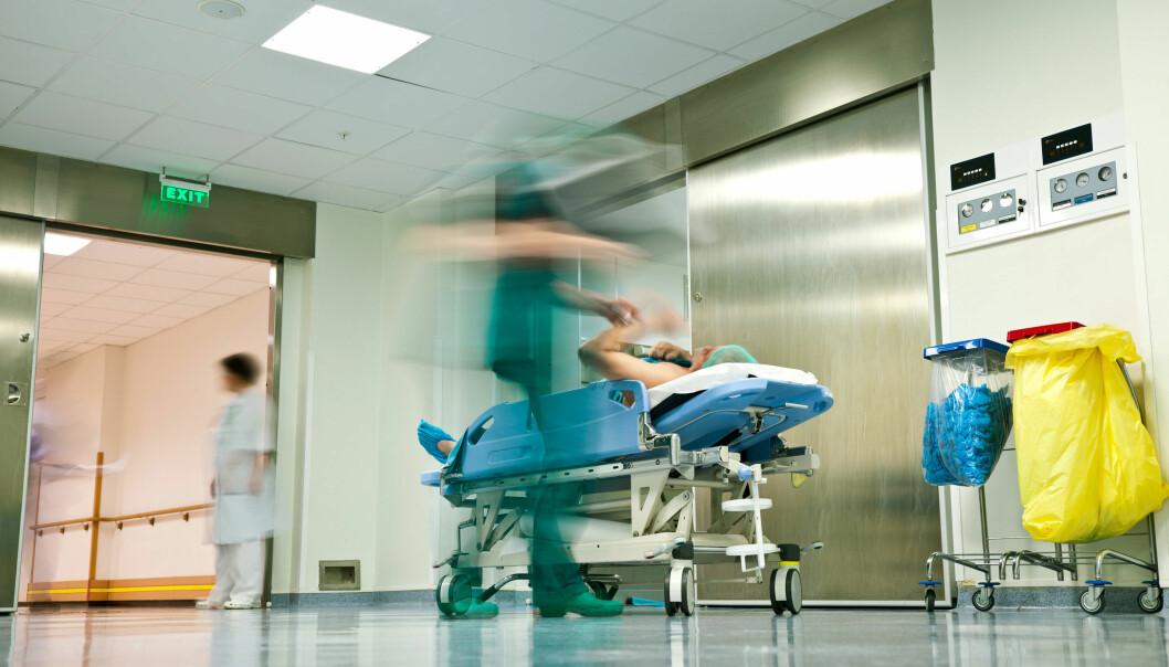 Helseforsikringer skal gi raskere utredning og behandling ved at pasienten slipper å havne i offentlig helsekø. Men bedrifter med slike forsikringer for sine ansatte, har likevel ikke lavere sykefravær enn andre, viser undersøkelse fra SINTEF. (Foto: Microstock)