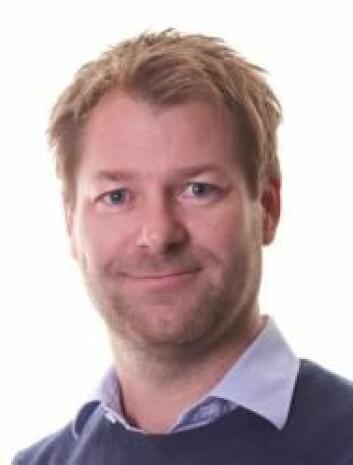 Kristoffer Rørstad, forsker ved Nordisk institutt for studier av innovasjon, forskning og utdanning, Nifu. (Foto: Nifu)