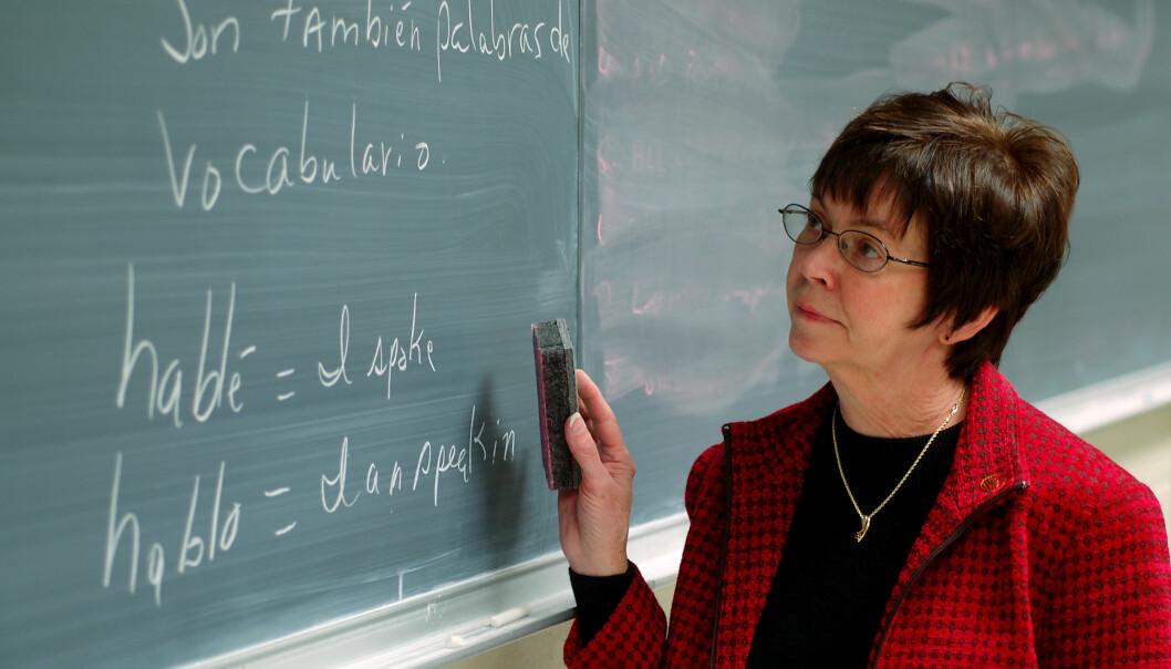 Også kvinnelige professorer publiserer noe mindre enn menn, men denne studien viser at forskjellene er mindre enn man tidligere har trodd. (Foto: Microstock, NTB scanpix)