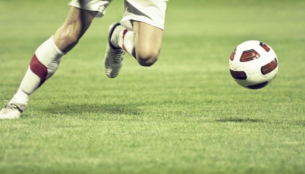 En ny studie viser at utrente kan forbedre både kondisjon, fettprosent, styrke og smidighet ved å spille fotball (Illustrasjonsfoto: Microstock)