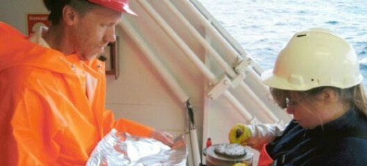 På jakt etter forurensning i Norskehavet