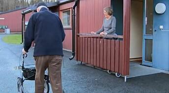 Mobil trygghetsalarm slår an hos eldre