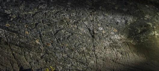 Nytt helleristningsfelt oppdaget i Sør-Varanger