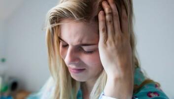 Blir kvitt hodepine av å slutte med hodepinemedisin