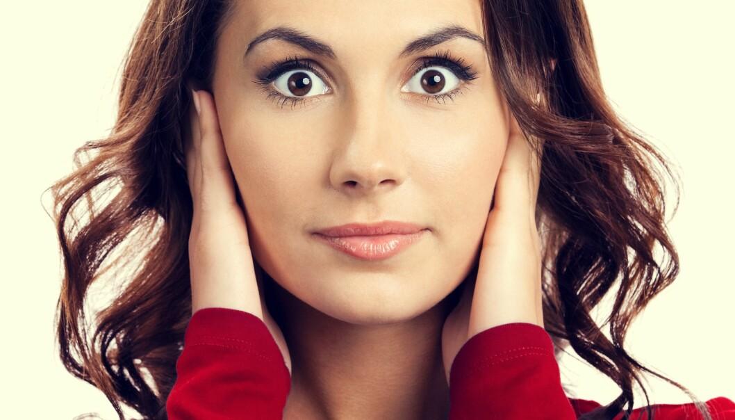 Prompens lyd avslører som oftest synderen, men hvorfor sniker fisen seg ikke alltid stille ut av bakdøren?  (Illustrasjonsfoto: Microstock)