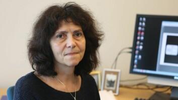Professor Mila Vulchanova ved NTNU forskar på språkopplæring. (Foto: Unni Eikeseth, NRK)