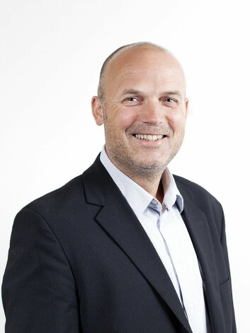 Direktør ved Senter for IKT i utdanningen, Trond Ingebretsen.  (Foto: Anita Arntzen)