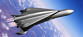 Ny satsing på romfly