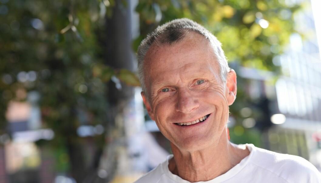 Finn Daniel Raaen er professor ved Senter for profesjonsstudier på Høgskolen i Oslo og Akershus. Han forsker på hva som er relevant profesjonskunnskap i lærerutdanningene. (Foto: Sonja Balci)