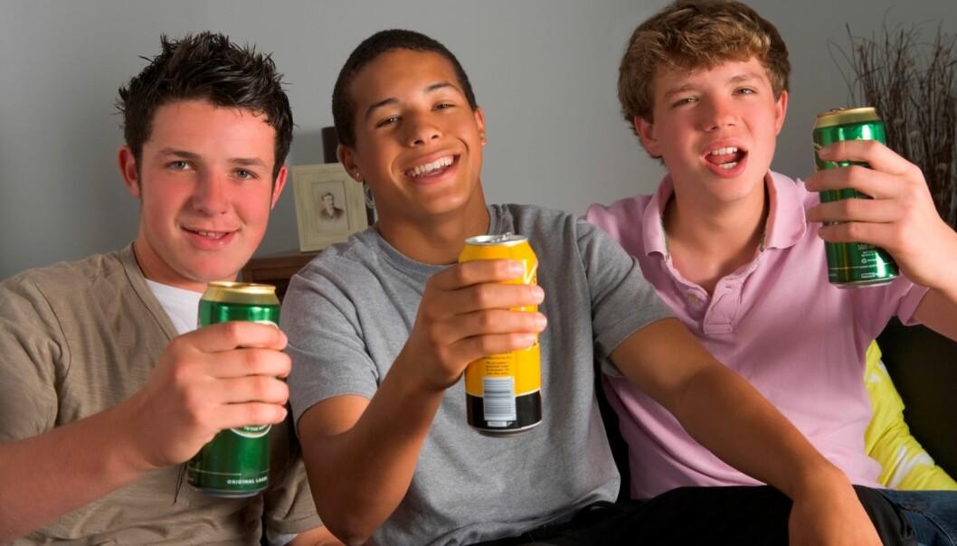 Rusprogram i skolen endret ikke åttendeklassingenes kunnskapsnivå om alkohol, og det styrket ikke elevenes holdninger mot alkoholbruk. (Illustrasjonsfoto: Colourbox)