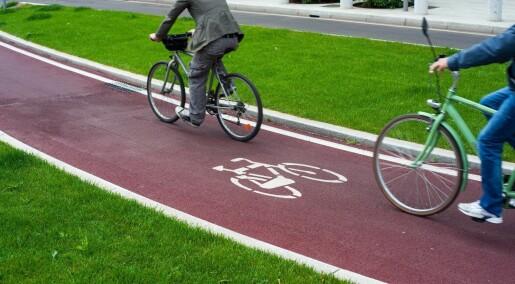 – Må tenke annerledes om syklister