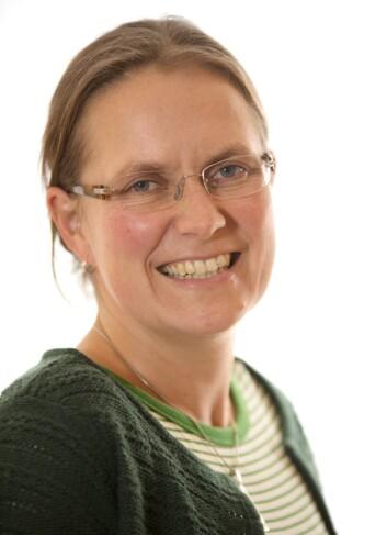 Lise Grøva. (Foto: Olaf Østbø)