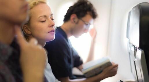 Er reising bra for oss?