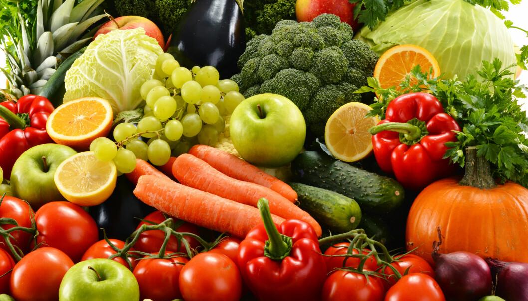 Kvinner som spiser økologiske grønnsaker i svangerskapet får sjeldnere guttebarn med misdanninger i urinrøret. (Illustrasjonsfoto: Microstock)