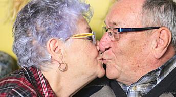 Kyssing er uvanlig i de fleste kulturer