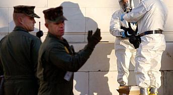 Eldre eksperter mer bekymret for biologiske våpen