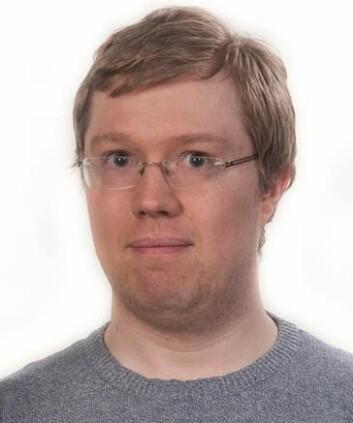 Martin Bystad. (Foto: Bjørn-Kåre Iversen, UiT)